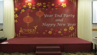 YEAR END PARTY 2016 - ACHISON JOINT STOCK COMPANY