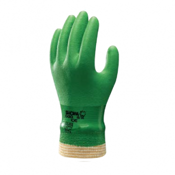 Găng tay Showa 600 PVC Working glove